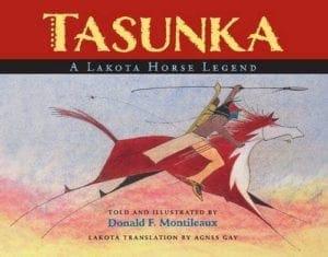 tasunka book cover