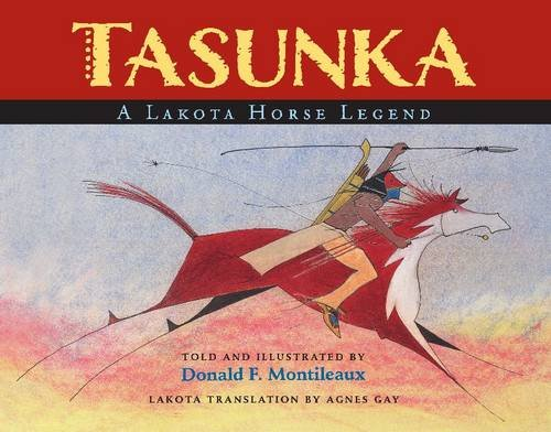 tasunka book cover