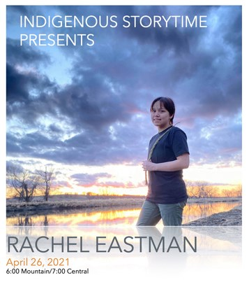 Indigenous Author Rachel Eastman